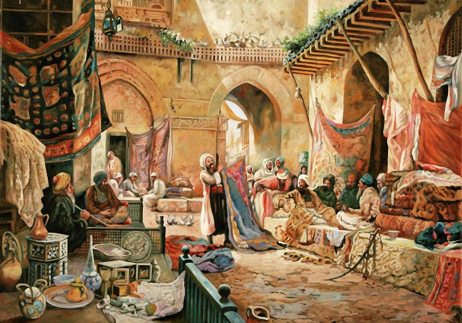 Il Mercato Painting