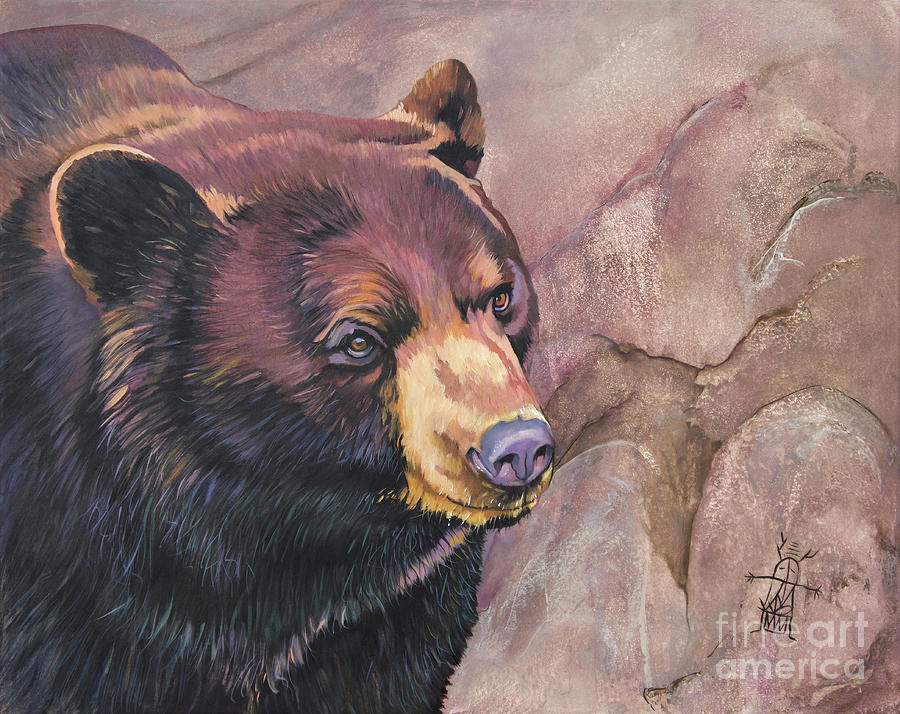 I'll be Bear for you by J W Baker