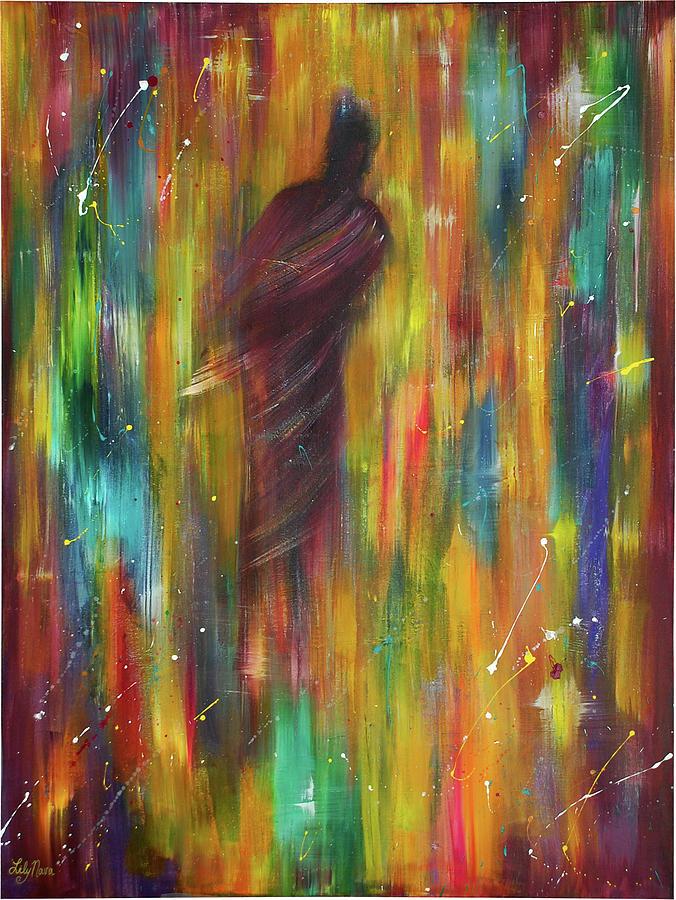 Luminous Painting - Illuminata by Lily Nava-Nicholson