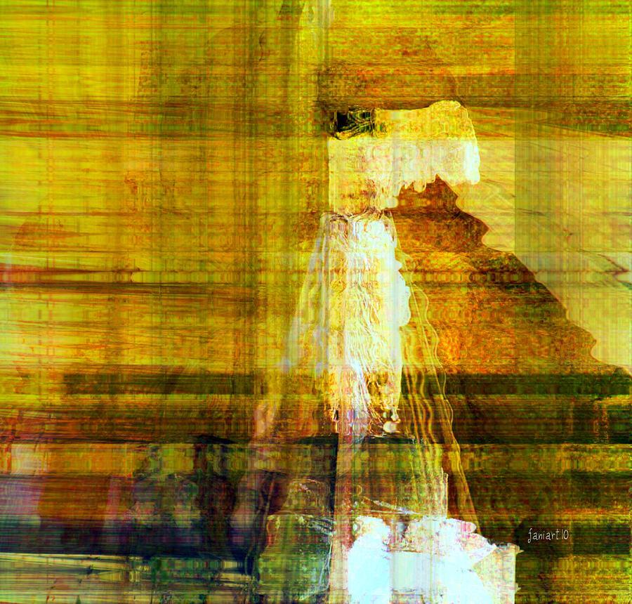 Fania Simon Digital Art - Im Here For You by Fania Simon