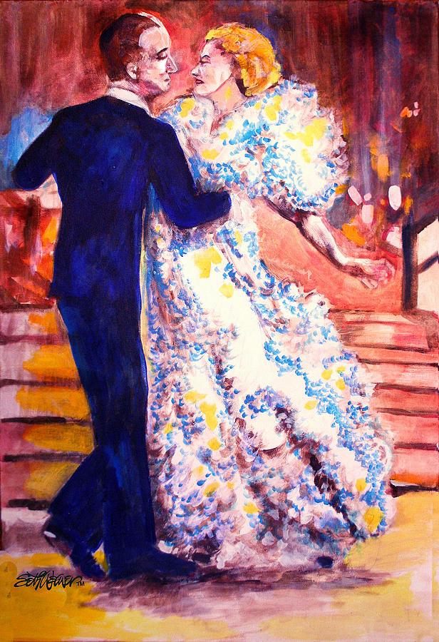 I'm In Heaven Painting - Im In Heaven by Seth Weaver