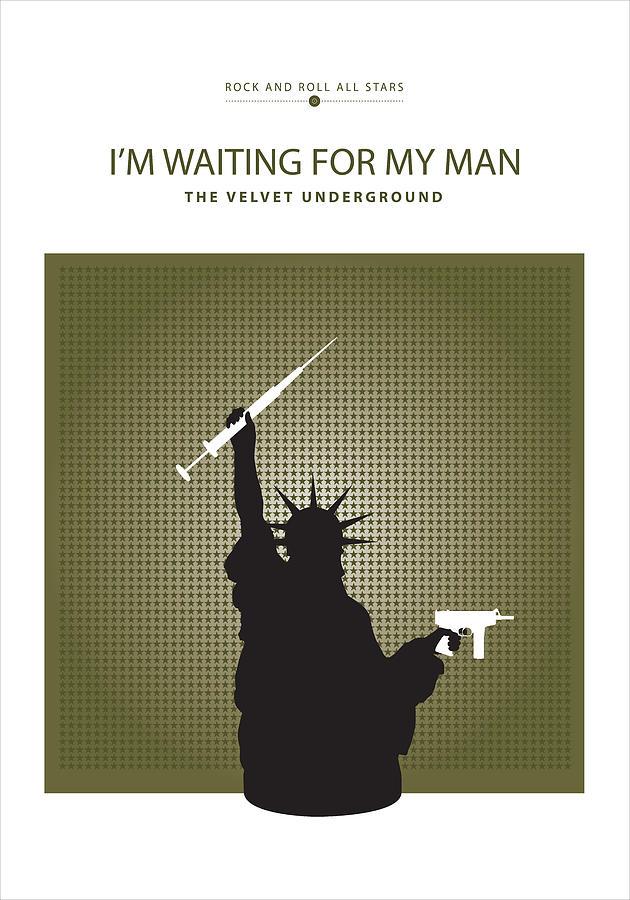 I'm Waiting For My Man -- The Velvet Underground by David Davies