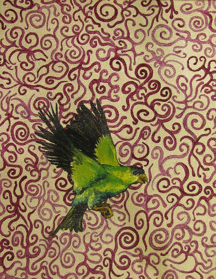 imaginary canary by Violet Jaffe