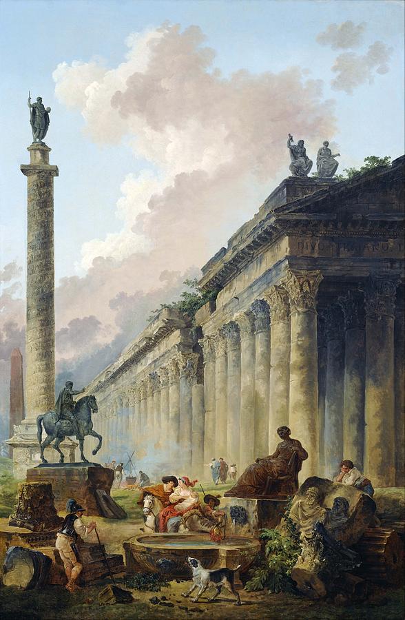 Marcus Aurelius Painting