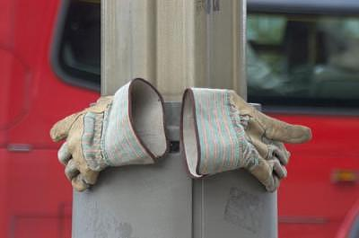 Work Gloves Photograph - Imagine by Catherine Kelly