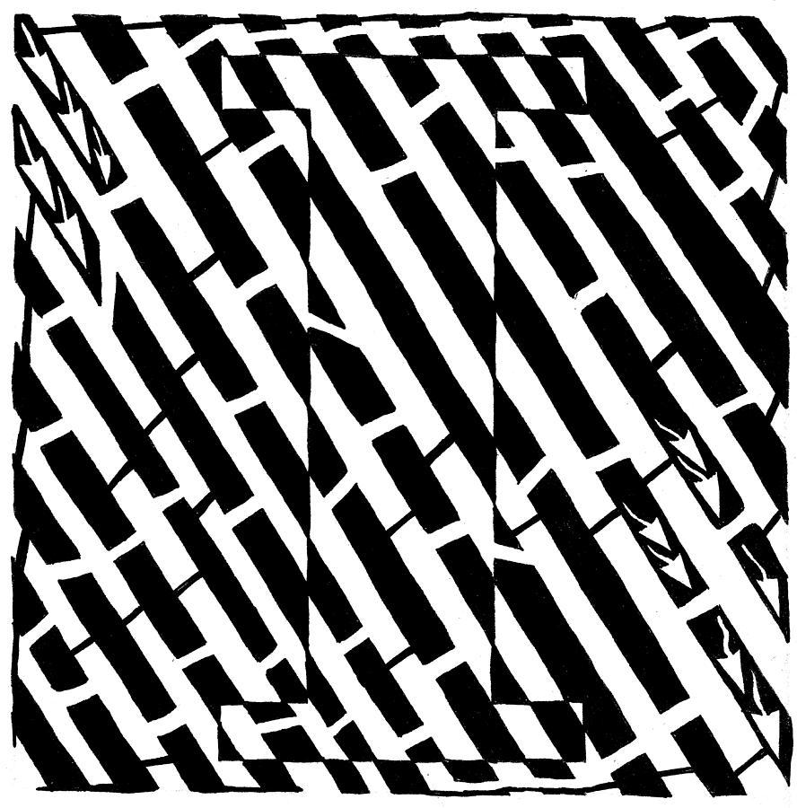 Ipad Drawing - iMaze by Yonatan Frimer Maze Artist