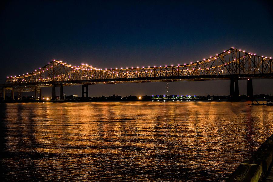 Bridge Photograph - Img_5840 by Kenneth Strohm