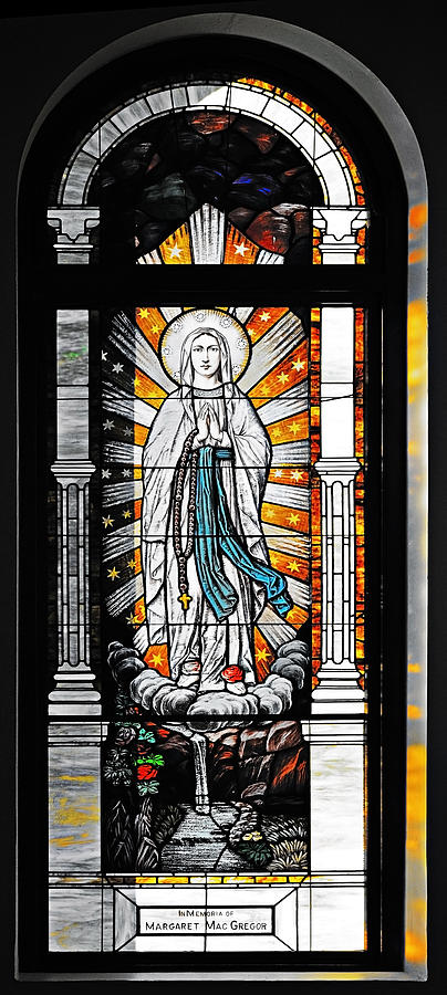 Immaculate Conception San Diego by Christine Till