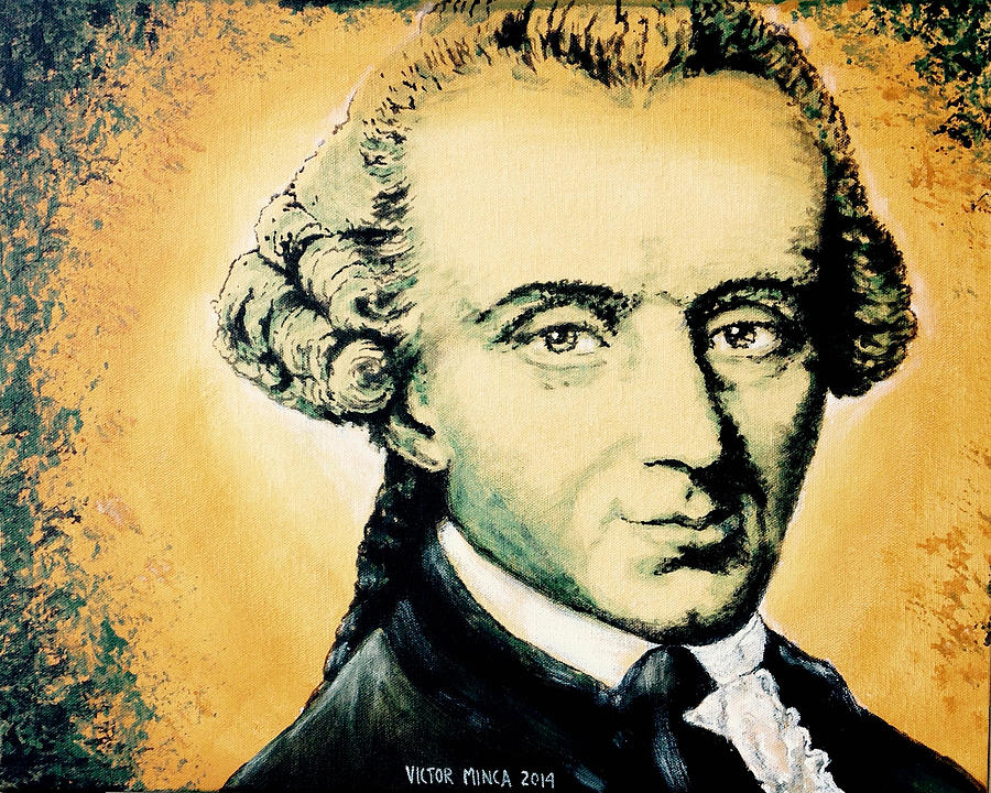 emanuel kant The fourth of nine children of johann georg and anna regina kant, immanuel kant was born in the town of königsberg, east prussia, on april 22, 1724 johann kant was a harness maker, and the large.