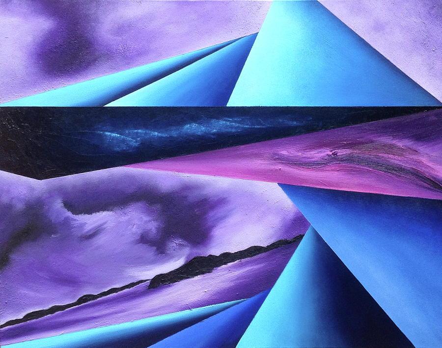 Immense of teh Universe II by Ara Elena