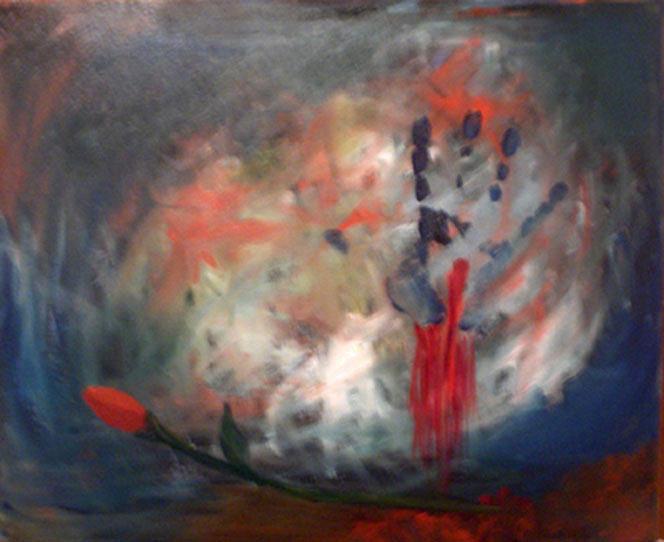 Impasses And Hope Painting by Vasilis Ioannou