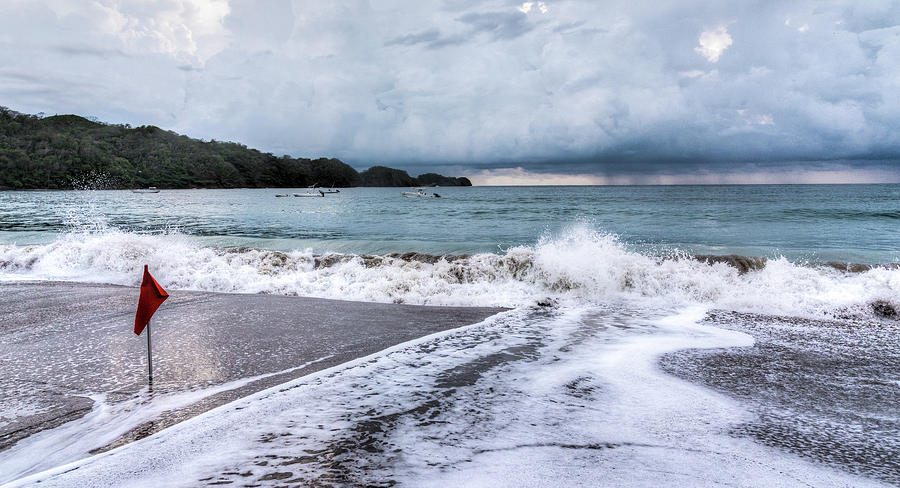 Sky Photograph - Impending Storm  by Michael Santos
