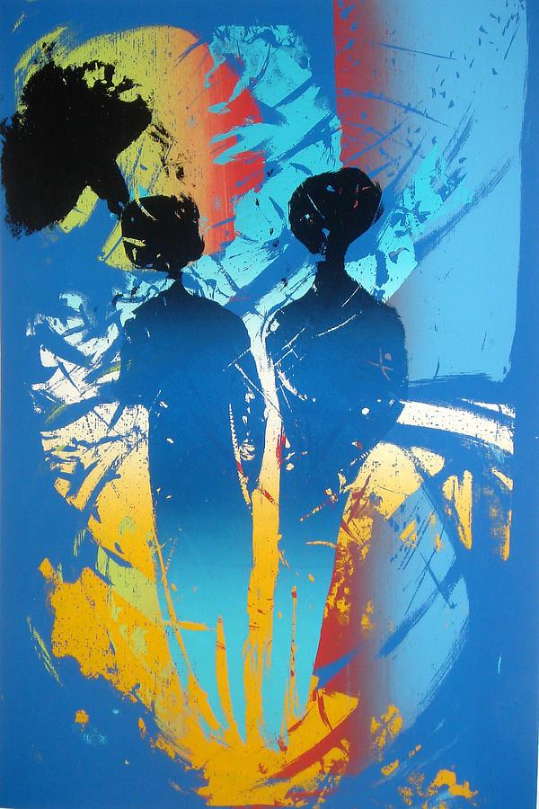 Print Print - Impersonal Personalitys by Elcin  Unal