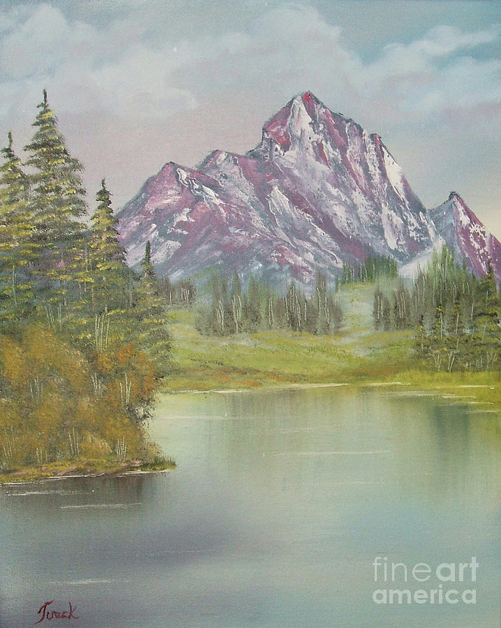 Impressions In Oil Painting - Impressions In Oil -13 by Bill Turck