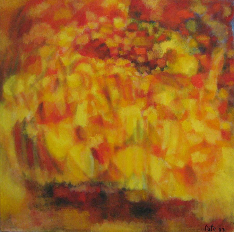 Improv2 Painting by Dan Pate
