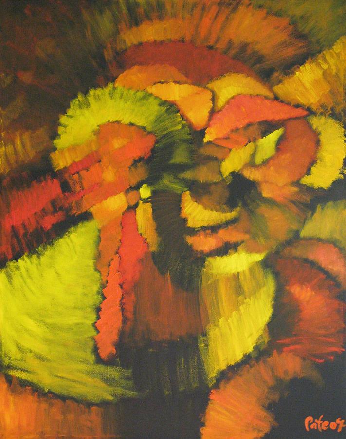 Improv4 Painting by Dan Pate