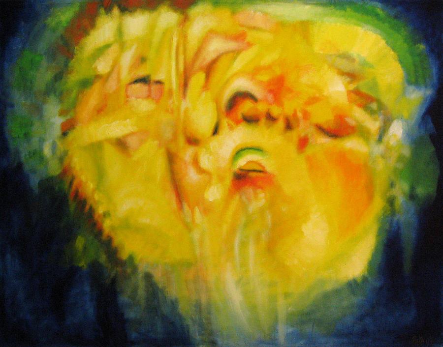 Improv5 Painting by Dan Pate