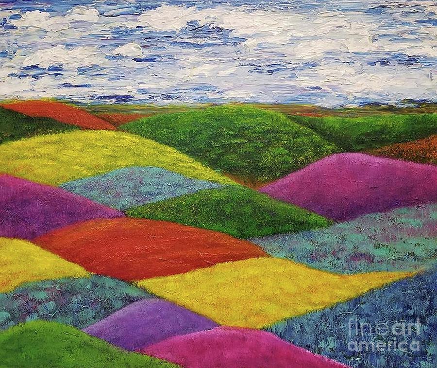 In a Land far, far Away by Jane Chesnut