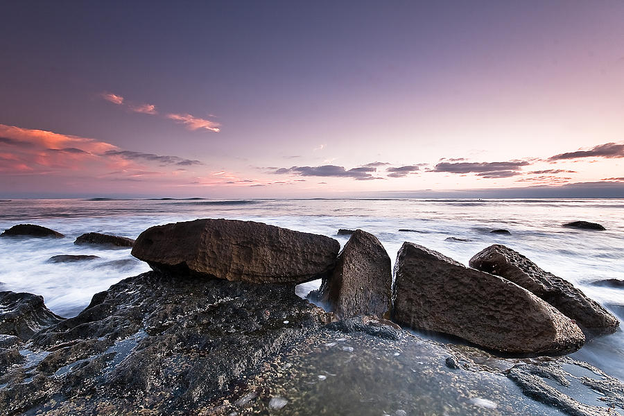 Ocean Photograph - In A Silent Way by Ryan Weddle