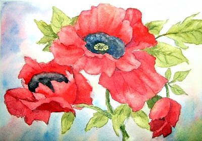 In All Their Glory Painting by Barbara Elmslie