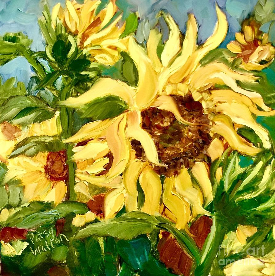 In Full Bloom by Patsy Walton