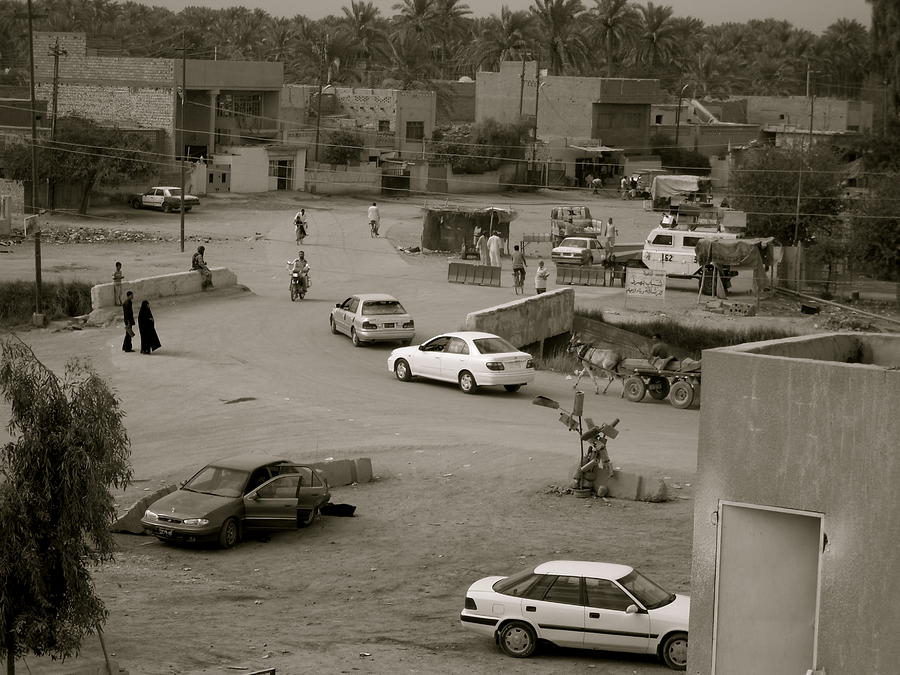 Iraq Photograph - In Iraq by Aimee Galicia Torres