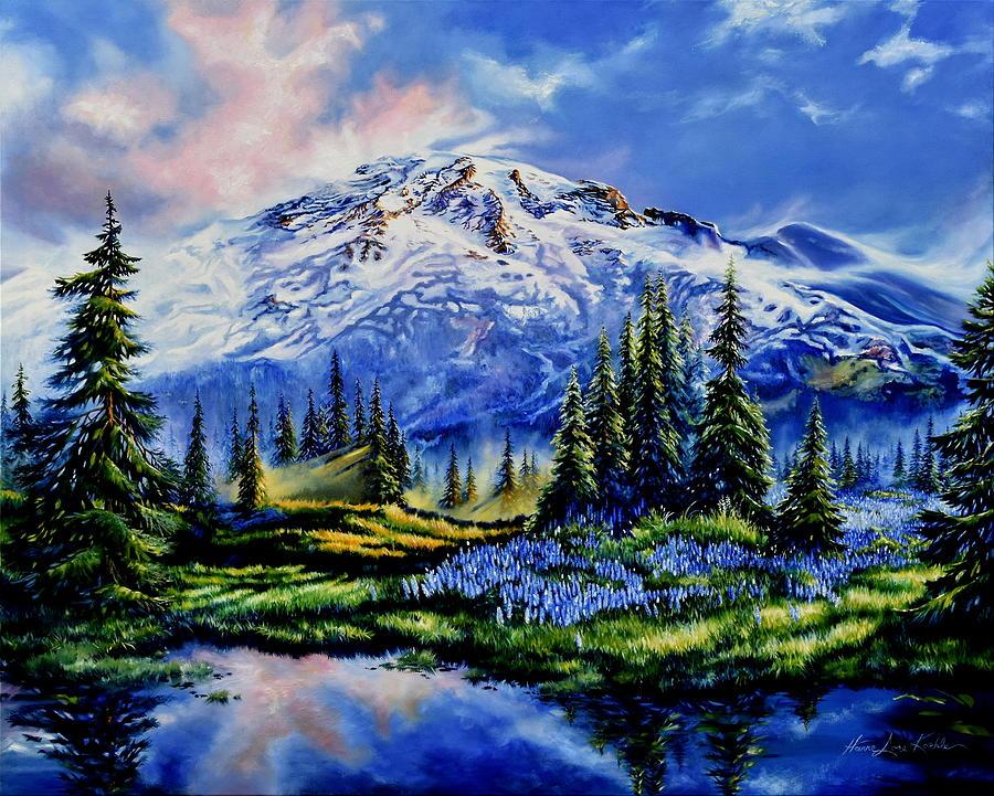 In Joyful Harmony Painting