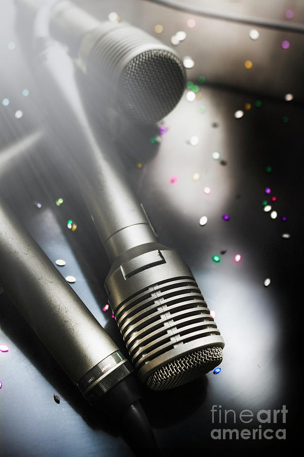 Stage Photograph - In Lights And Glitter by Jorgo Photography - Wall Art Gallery