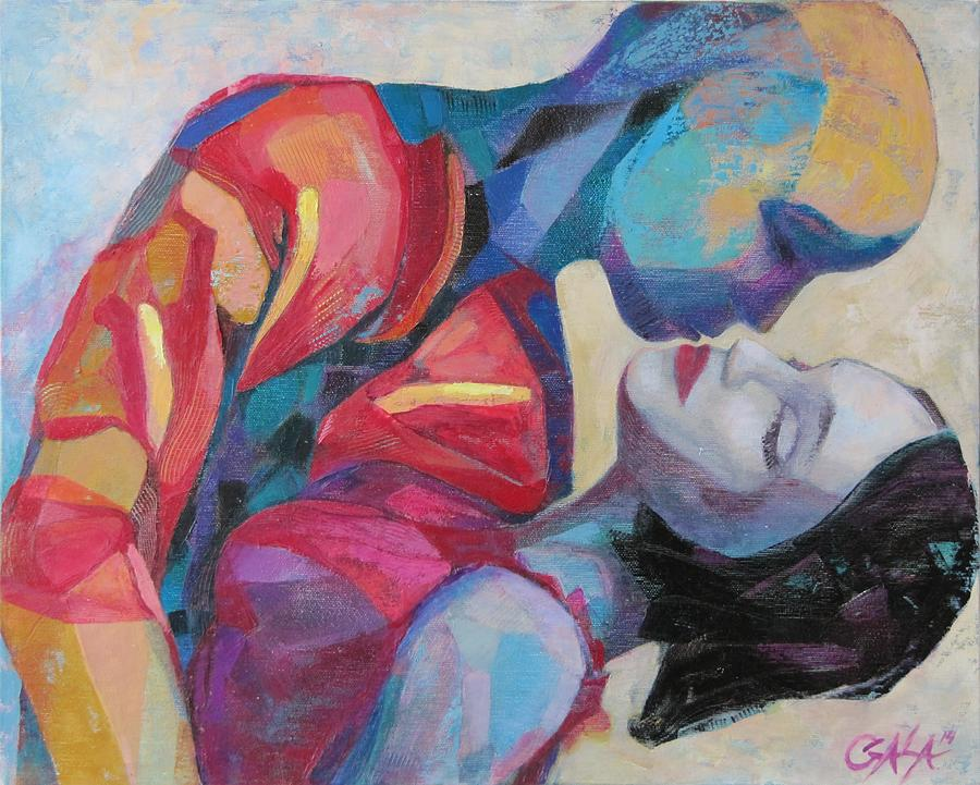 In Love Painting by GALA Koleva