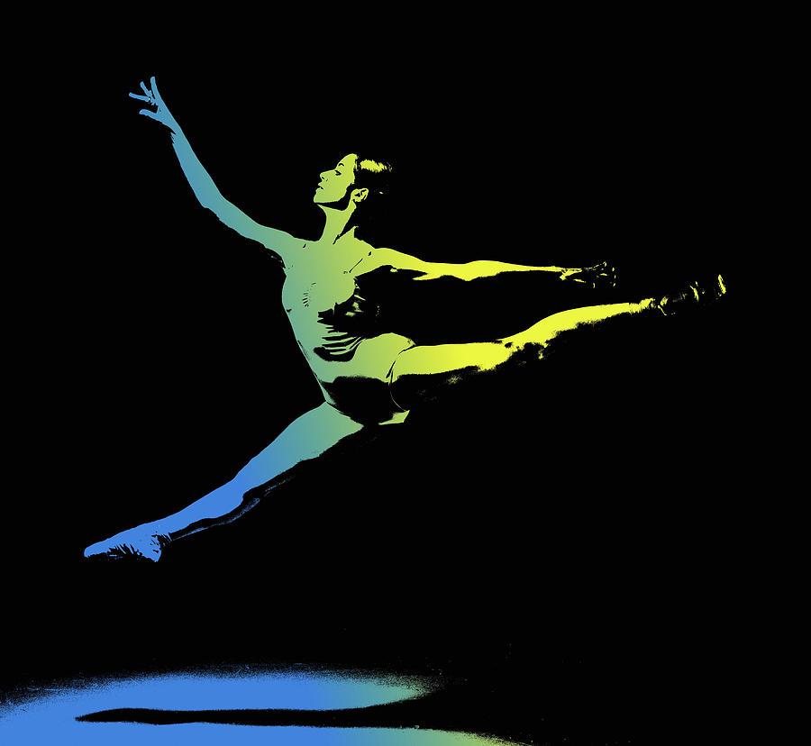 Ballet Dancer Photograph - In Strength, Beauty Ill by Susan Maxwell Schmidt