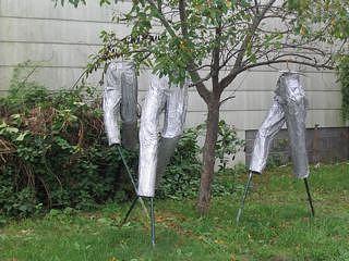 In Stride Sculpture by Ellen Nora Goldstein