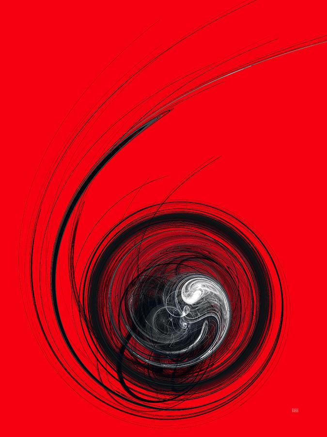 Beginning Digital Art - In The Beginning by Menega Sabidussi