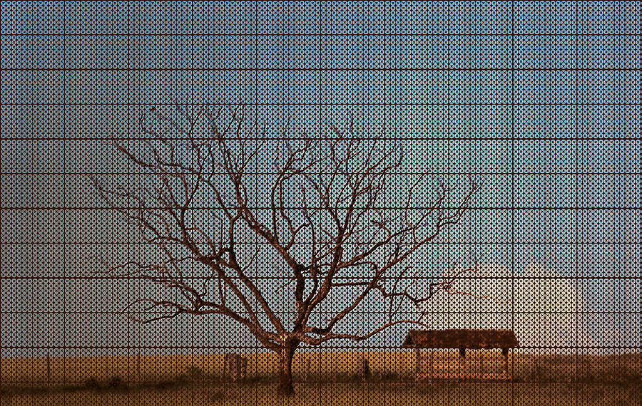 Old Photograph - In The Middle Of Nowhere by Andre Orms