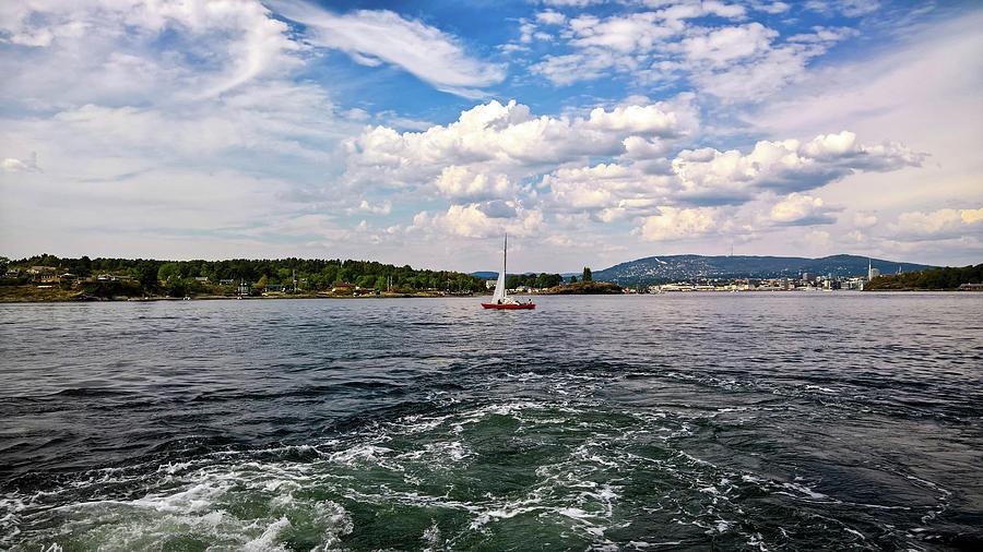 In The Oslo Fjord by Emiliano Giardini