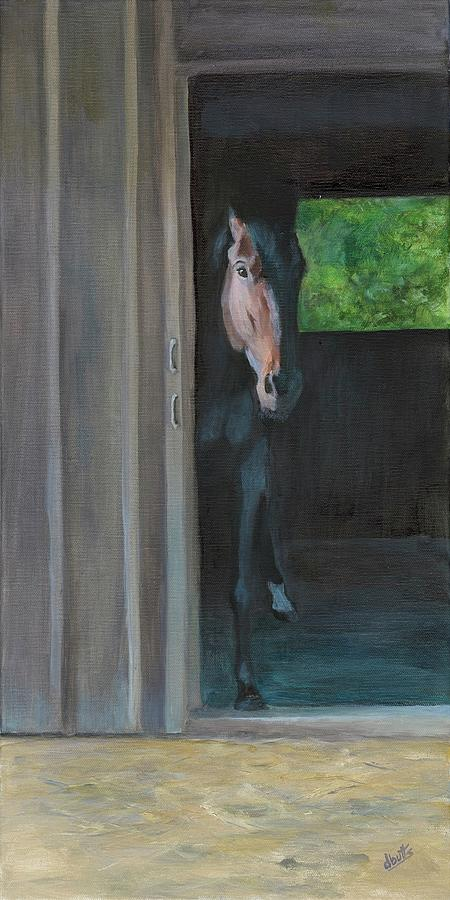In the Shadows by Deborah Butts