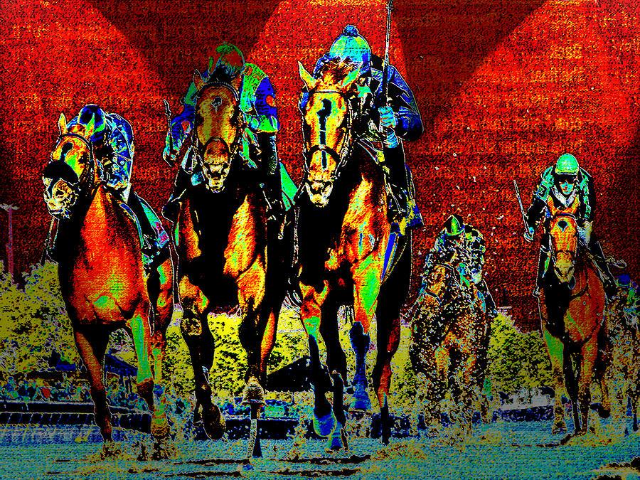 In The Spotlight Digital Art by Gary Rogers