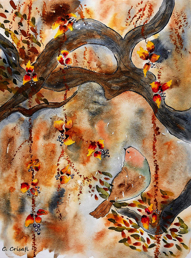 In The Treetops by Carol Crisafi
