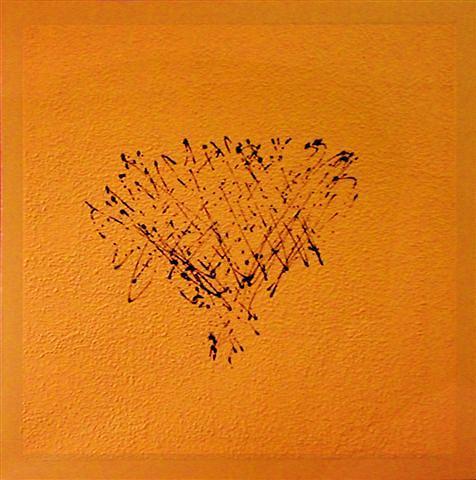 Incandescenza Darancio Painting by Elio Scuderi