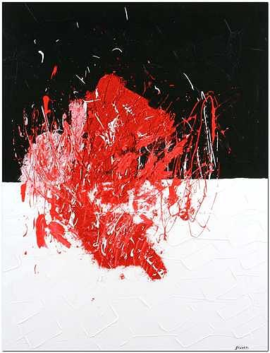 Luce Painting - Incandescenza by Elio Scuderi