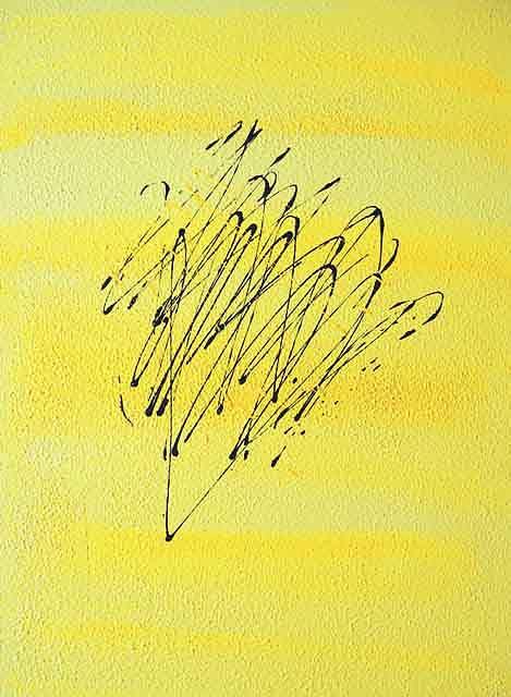 Solare Painting - Incandescenza Solare by Elio Scuderi
