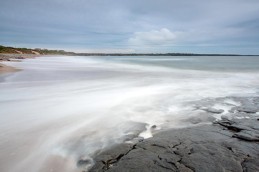 Incoming Tide Photograph by Ann O Connell