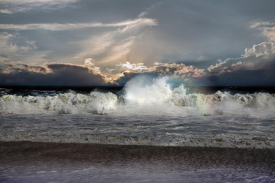 Incoming Tide Photograph