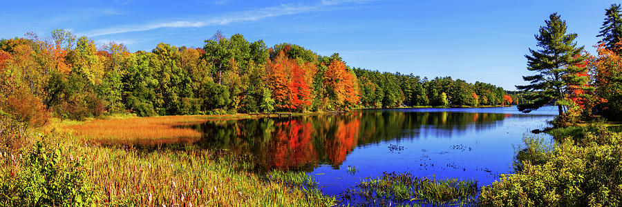 New England Photograph - Incredible Pano by Chad Dutson