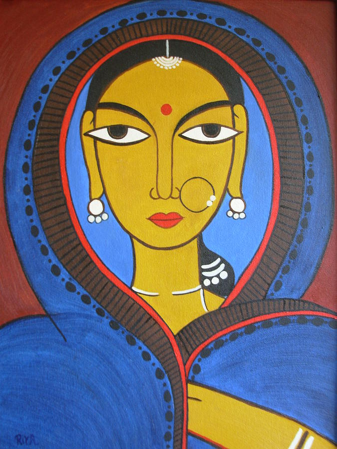 Indian Contemporary Painting By Riya Rathore