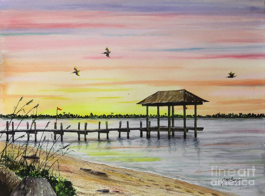 Indian River Lagoon by Joseph Burger