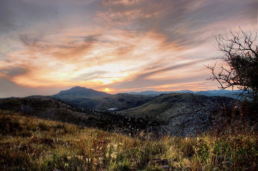 Indian Springs Photograph - Indian Springs vista by Roy Nierdieck