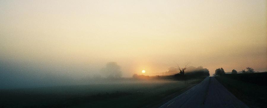 Landscape Photograph - Indiana Serene Morning by Gene Linder