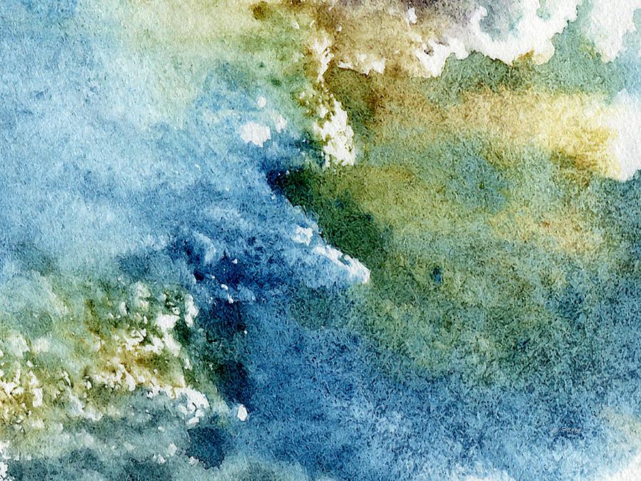 Indigo Veil by Betty Pehme
