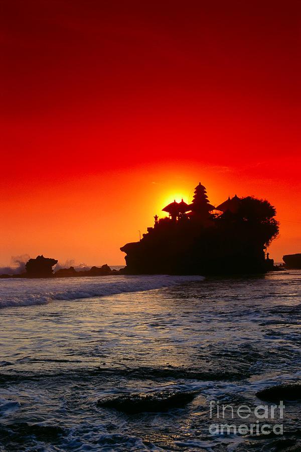 Backlit Photograph - Indonesia, Bali by Gloria & Richard Maschmeyer - Printscapes
