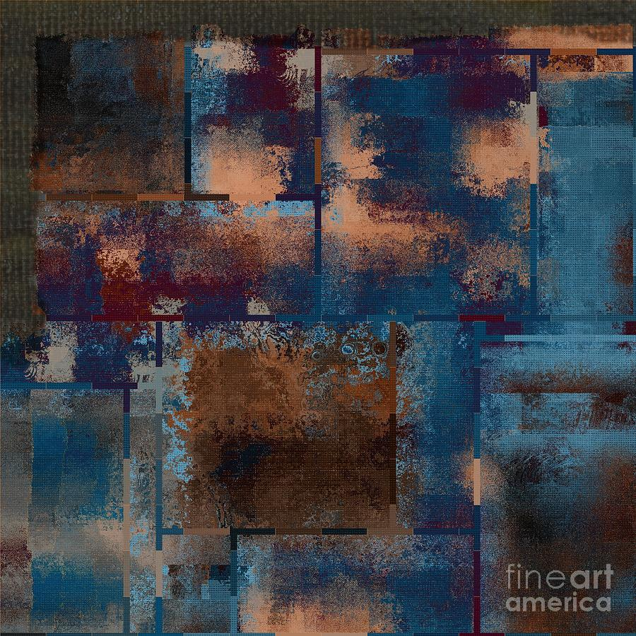 Industrial Abstract - 15t03 Digital Art by Variance ...